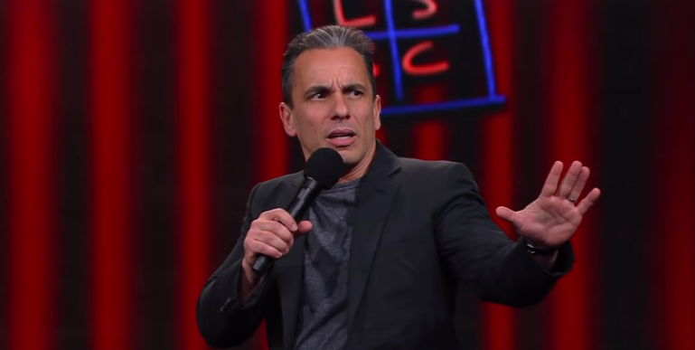 Sebastian Maniscalco on The Late Show with Stephen Colbert | The
