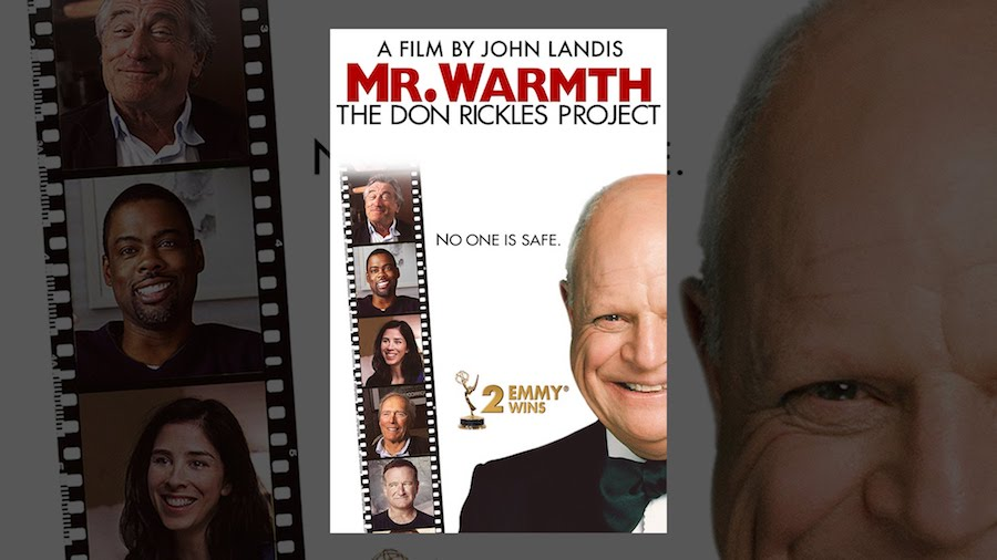 Humor in Hindsight revisits Mr. Warmth: The Don Rickles Project
