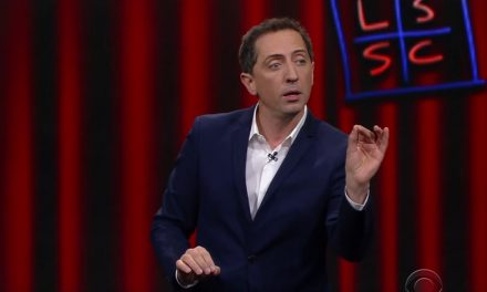 Gad Elmaleh on The Late Show with Stephen Colbert