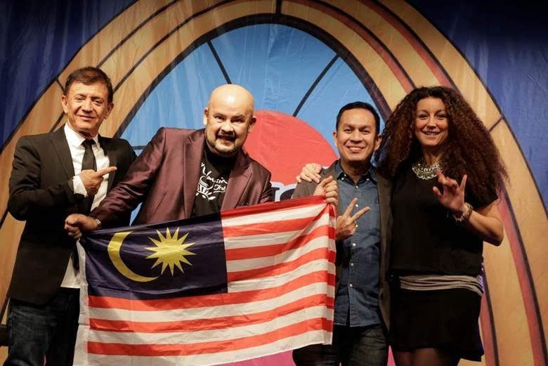 """Malaysia's Harith Iskander wins Laugh Factory's """"Funniest Person in the World 2016"""" contest"""