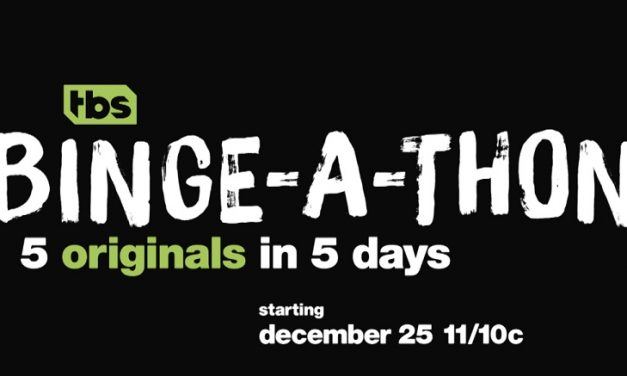 TBS will end 2016 with weeklong Binge-A-Thon of its five new comedy series