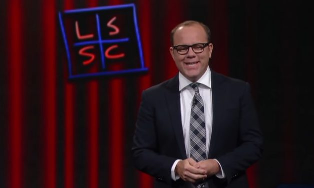 Tom Papa on The Late Show with Stephen Colbert