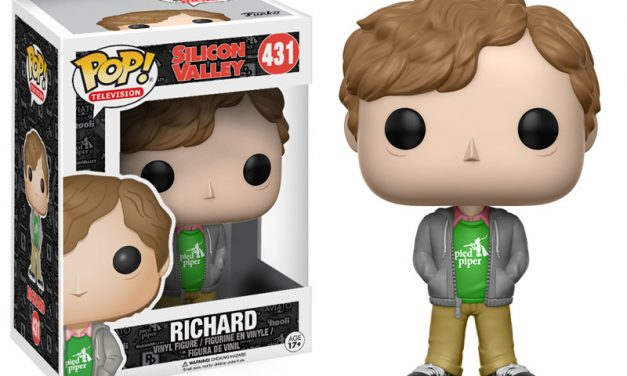 Silicon Valley characters get their own toys you can buy in February 2017