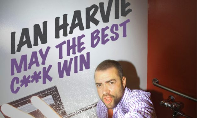 """Review: Ian Harvie, """"May the Best Cock Win,"""" on Seeso"""