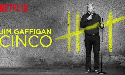 """Review: Jim Gaffigan, """"Cinco,"""" on Netflix"""