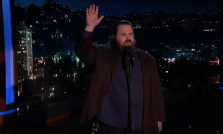 K. Trevor Wilson on Jimmy Kimmel Live
