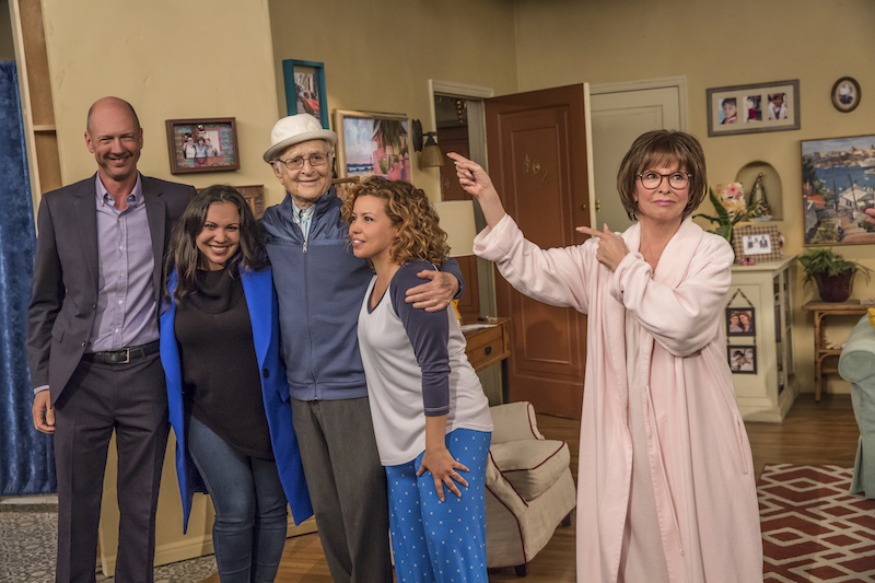 One Day at a Time: Behind the reimagining of a sitcom classic with Netflix showrunners Gloria Calderon Kellett and Mike Royce