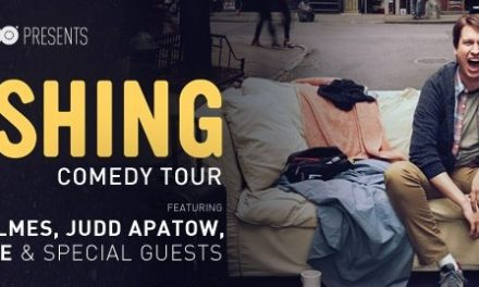 "Pete Holmes, Judd Apatow, Artie Lange and special guests go on HBO's ""Crashing"" Comedy Tour"