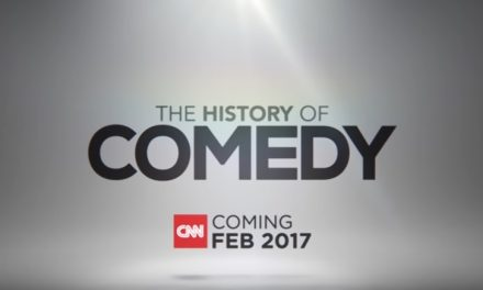 """CNN announces eight-part series, """"The History of Comedy,"""" plus limited stand-up showcases across America"""