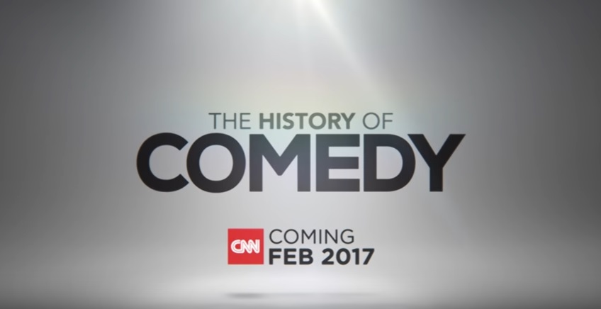 "CNN announces eight-part series, ""The History of Comedy,"" plus limited stand-up showcases across America"