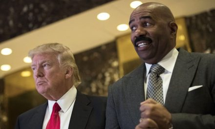 Steve Harvey met with Donald Trump to help Ben Carson on Housing and Urban Development agenda