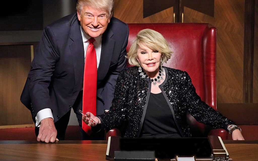 "Humor In Hindsight: The 2010 documentary, ""Joan Rivers: A Piece of Work"""