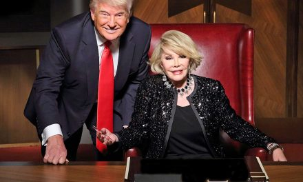 """Humor In Hindsight: The 2010 documentary, """"Joan Rivers: A Piece of Work"""""""