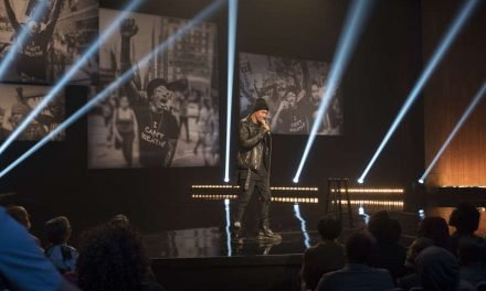 "Review: Nick Cannon ""Stand Up, Don't Shoot"" on Showtime"