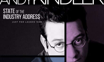 """Now hear this: The very first """"State of the Industry"""" by Andy Kindler at Just For Laughs Montreal in 1996"""