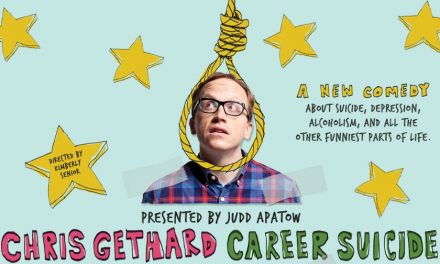 "Chris Gethard's ""Career Suicide"" will become an HBO special"