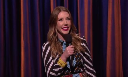 Katherine Ryan on Conan
