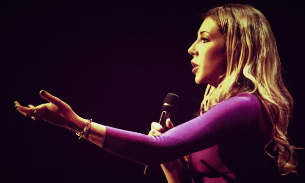 """Review: Katherine Ryan's """"In Trouble"""" on Netflix"""