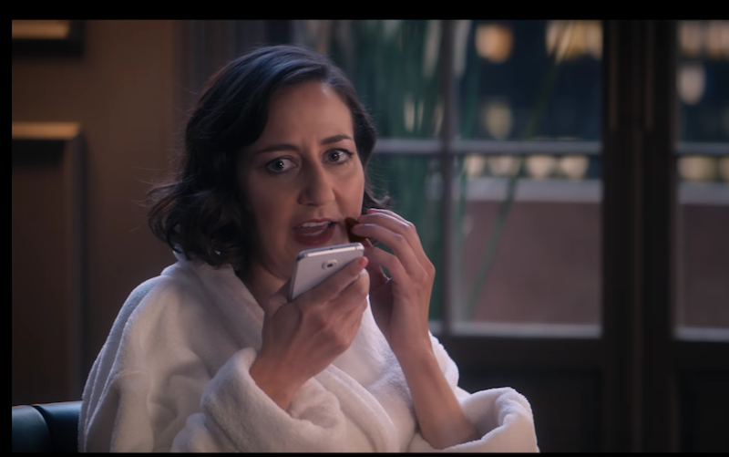 Kristen Schaal T-Mobile Super Bowl commercials
