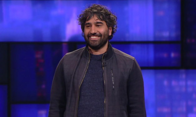 Anthony DeVito on The Late Show with Stephen Colbert
