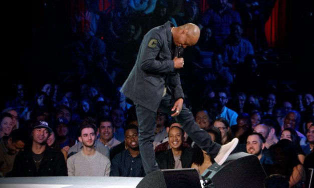 "Review: Dave Chappelle, ""The Art of Spin"" on Netflix"