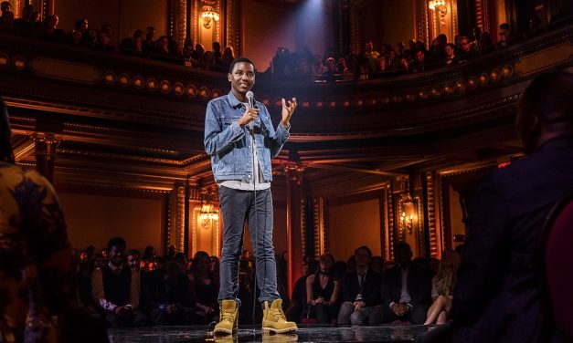 "Review: Jerrod Carmichael, ""8"" on HBO"