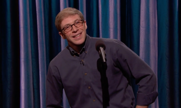 Joe Pera on Conan