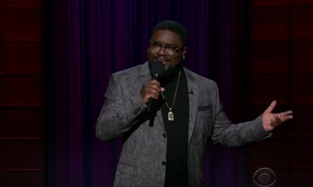 Lil Rel Howery on The Late Late Show with James Corden