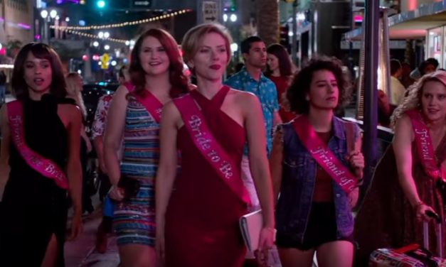 """Watch the red-band trailer for """"Rough Night"""""""