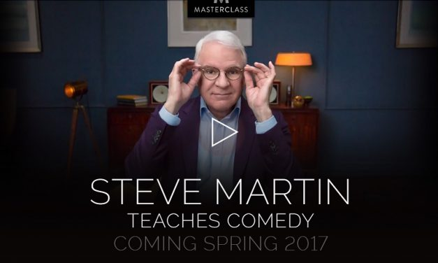 Steve Martin offers to teach you a MasterClass in comedy for $90