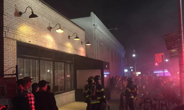 Union Hall closed indefinitely after electrical fire