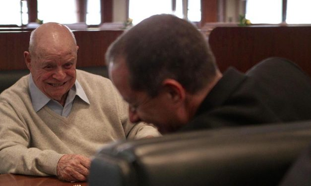 """Don Rickles to star in AARP Studios series, """"Dinner with Don"""""""