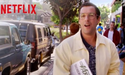 Netflix makes deal for four more exclusive Adam Sandler movies