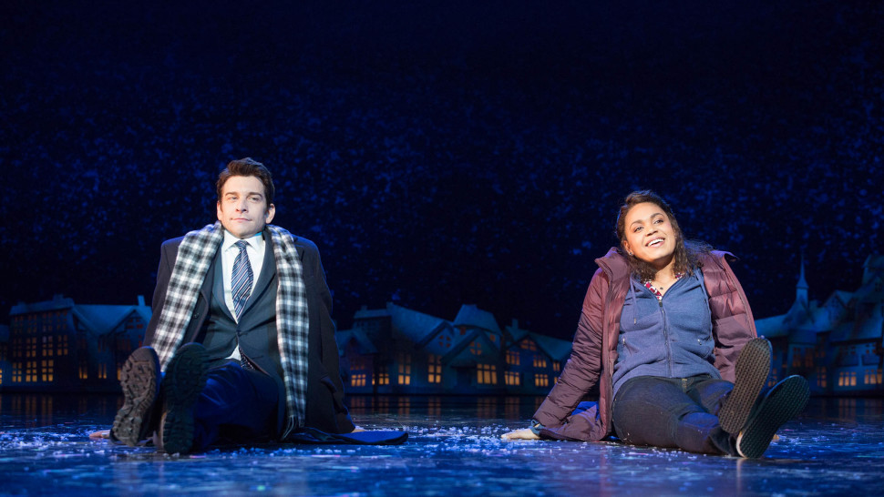 Review: Groundhog Day finds its own way to dazzle as a Broadway musical