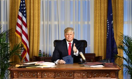 """Anthony Atamanuik gets his own late-night showcase on Comedy Central in """"The President Show"""""""