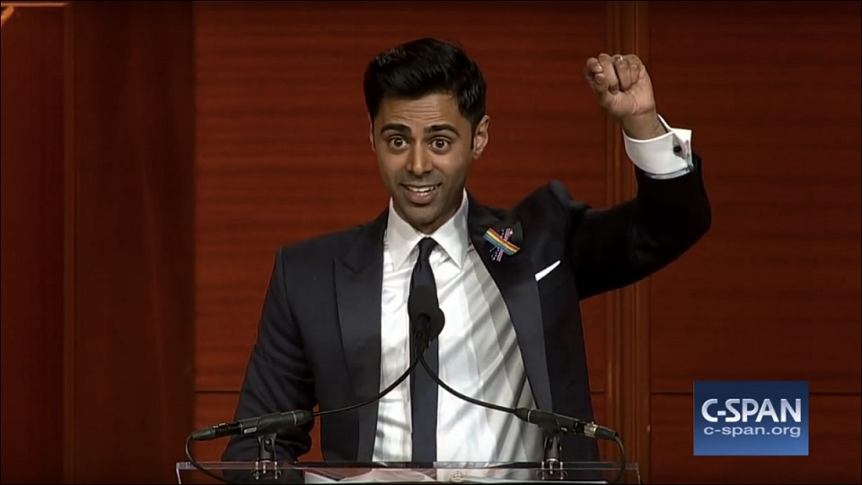 Hasan Minhaj to deliver keynote at 2017 White House Correspondents Dinner