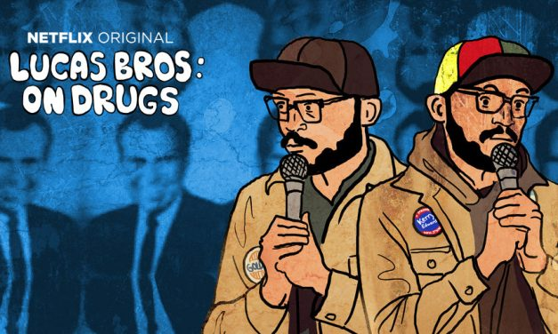 "Review: Lucas Brothers ""On Drugs"" on Netflix"