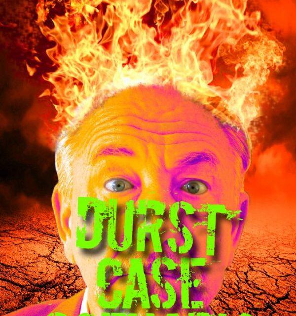 "Trump era has satirist Will Durst planning for ""Durst Case Scenario"""