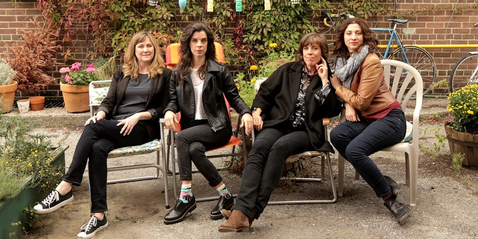 Canada's Baroness von Sketch Show will come to America via IFC