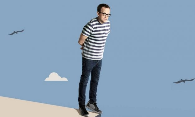 """Review: Chris Gethard """"Career Suicide"""" on HBO"""