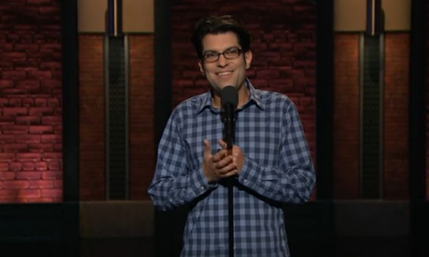Dan Mintz on Late Night with Seth Meyers