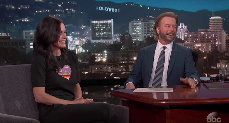 David Spade guest hosts Jimmy Kimmel Live