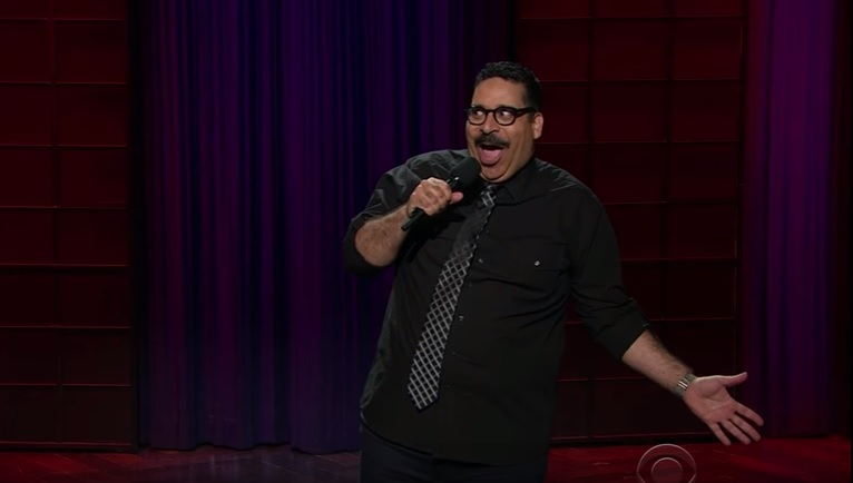 Erik Griffin on The Late Late Show with James Corden