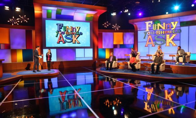 """Jon Kelley will host syndicated comedy game show, """"Funny You Should Ask"""""""