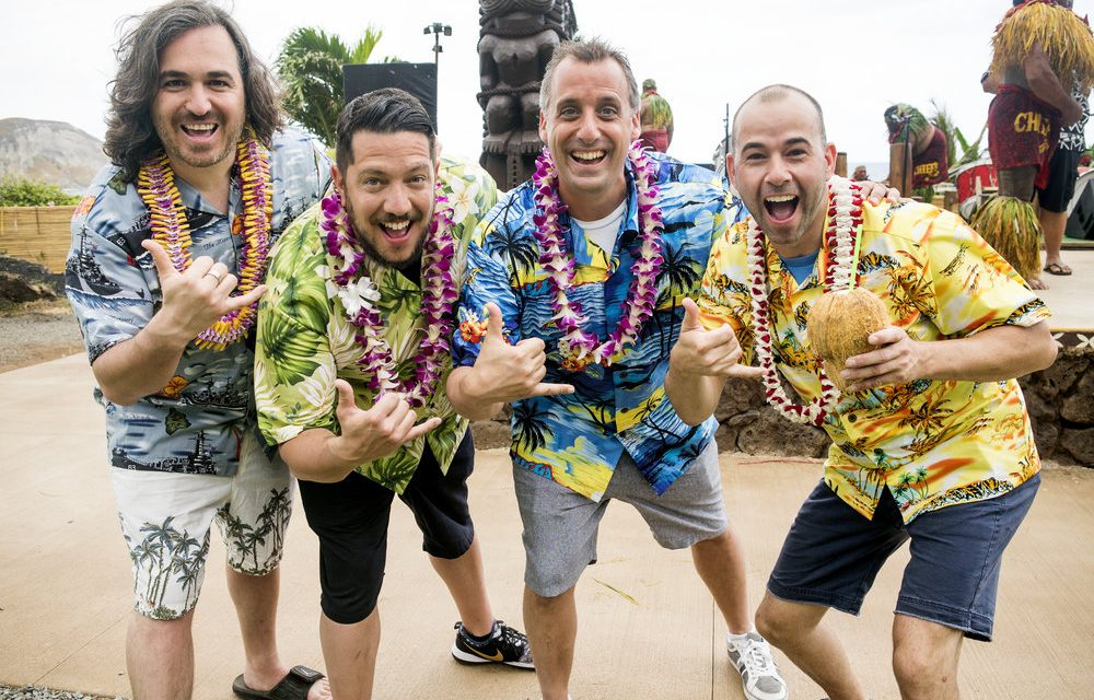 Impractical Jokers reruns going into syndication for Fall 2017