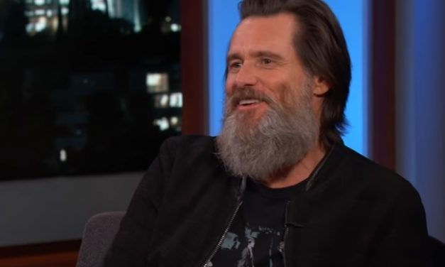 "Jim Carrey on how he put parts of his real life into Showtime's ""I'm Dying Up Here"""