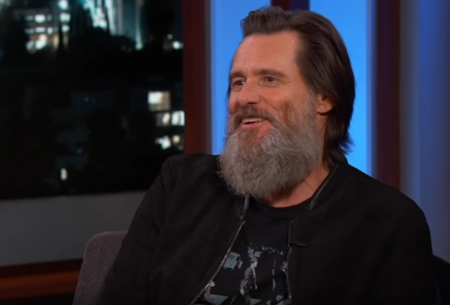 """Jim Carrey on how he put parts of his real life into Showtime's """"I'm Dying Up Here"""""""