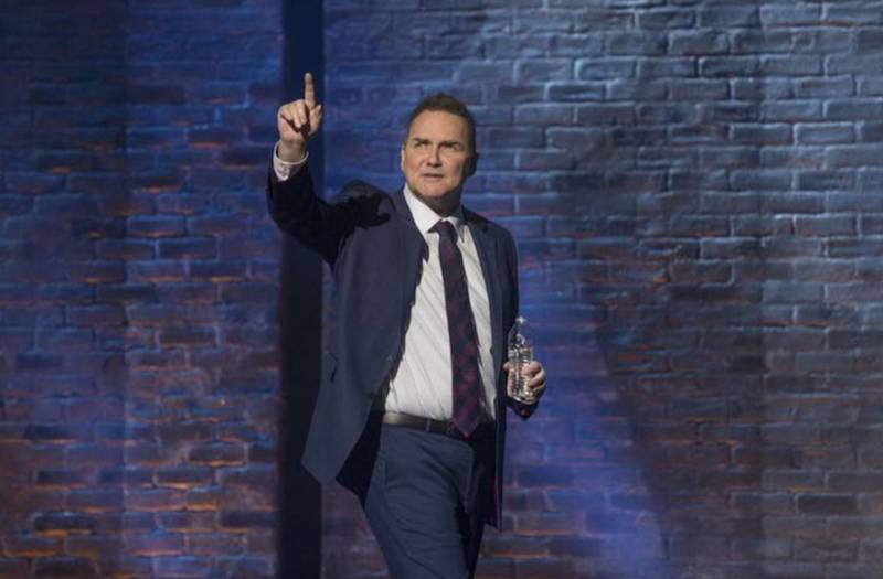 Episode #152: Norm Macdonald