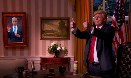 What sets Anthony Atamanuik apart from all Trump impersonators: The madness layered into The President Show on Comedy Central
