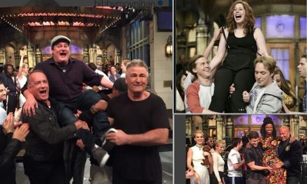 Saturday Night Live bids fond farewell to Bobby Moynihan, Vanessa Bayer and Sasheer Zamata
